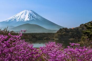Чудеса японской природы