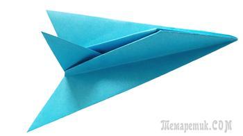 Как сделать самолетик из бумаги своими руками