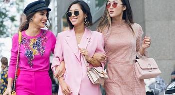 Модные цвета на лето 2020