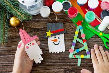 Зимние поделки своими руками: 7 простых идей