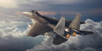 Boeing показала истребитель будущего F-15EX Advanced Eagle