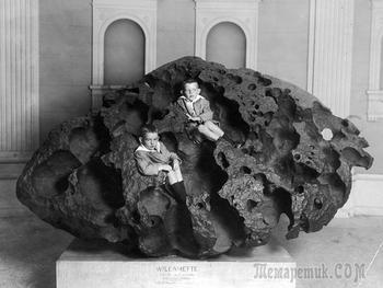 Крупнейшие метеориты, когда-либо упавшие на Землю