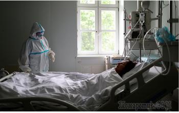 В России впервые с середины июня выявили более 8 тыс. человек с COVID-19