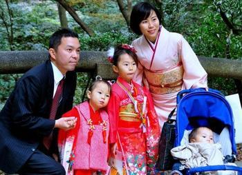Правила воспитания японских отцов