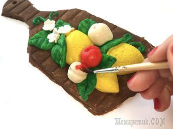 DIY Декоративное панно для кухни | Декор для стен