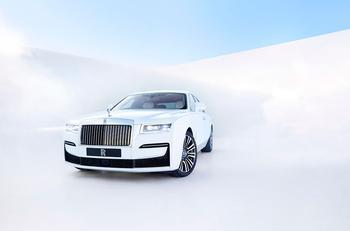 Новый Rolls-Royce Ghost: Крутой виток в эволюции «Призрака»