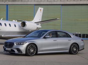 Mercedes S-Class 2021: новая генерация элитного седана