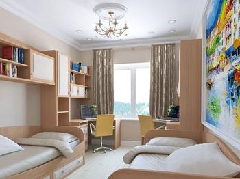 Как оформить комнату для двоих детей: практичные полезные советы