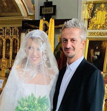 Ксения Собчак и Константин Богомолов обвенчались