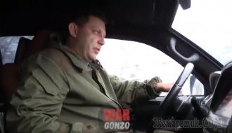 Александр Захарченко рассказал, почему украинцы едут воевать в Донбасс