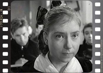 Эти советские актрисы стали сниматься ещё детьми