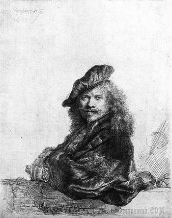 Рембрандт ван Рейн и Иосиф Бродский. Часть 3