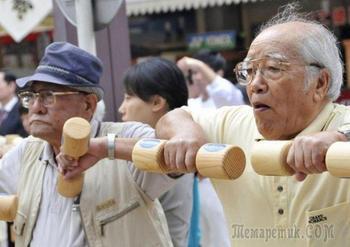 10 советов для долгой и здоровой жизни от японцев