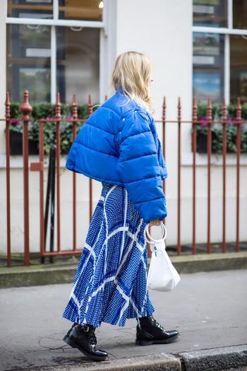Пуховик оверсайз зима 2022 — модно или удобно?