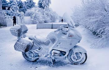 Сцены из замерзшего мира