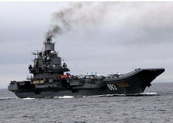 """""""Адмирал Кузнецов"""" пока не будет пугать Запад"""