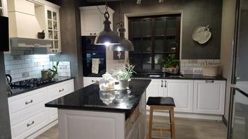 Кухня: эффектная классика и брутальные акценты