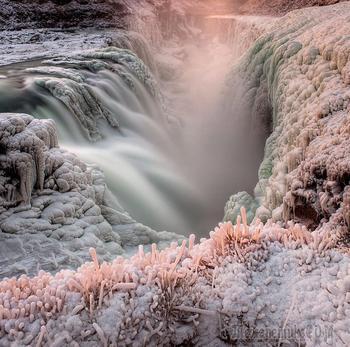 Водопады Исландии: фото прогулка