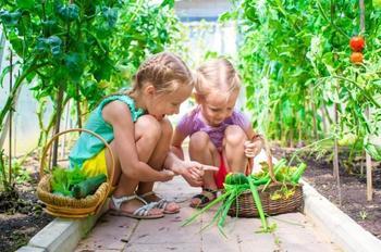 Какие продукты будут особенно полезны детям весной?