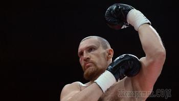 Дортикос вынес Кудряшова с ринга