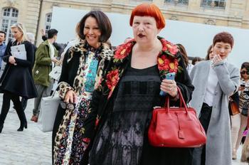 16 самых влиятельных гуру из мира моды: как они выглядят и во что одеваются