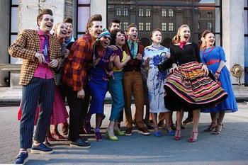 Субкультура 50-60 годов в СССР