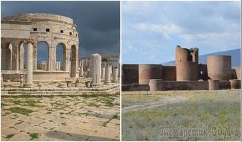 7 забытых городов мира, которые до сих пор привлекают своими тайнами и величием