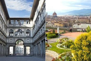 11+ главных мест Старинной Флоренции,которую называют Колыбелью возрождения
