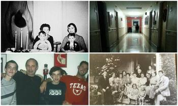 12 фотографий, которые заставят вас поверить в призраков