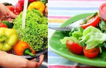 Как защитить себя от нитратов, если организм настойчиво требует свежих овощей