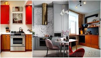 17 небольших кухонь, взглянув на который, захочется немедленно приступить к ремонту своей