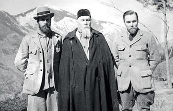 Как большевики искали Шамбалу, или Что делали чекисты в Гималаях в 1925 году