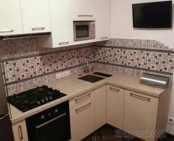 Кухня: 7 квадратных метров для двух хозяек