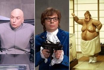 Многоликие: 15 фильмов, в которых актеры появляются в нескольких ролях