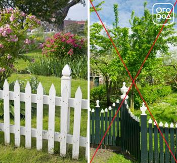 """Как """"заставить"""" маленький сад выглядеть больше – 7 главных правил"""