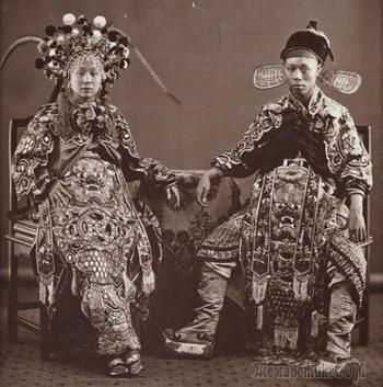 Коллекция редчайших фотографий Китая времён династии Цин