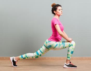 15 эффективных упражнений, для которых не нужен спортзал