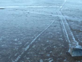 Учёные разгадали тайну движущихся камней в Долине Смерти