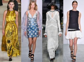10 трендов весны и лета 2017 с Недели моды в Лондоне