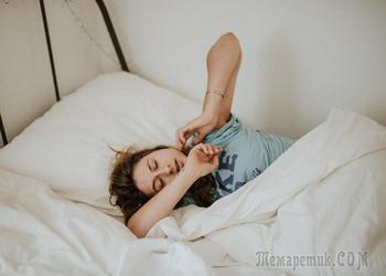 Дергаете ногой, когда засыпаете: 10 фактов о миоклонусе сна