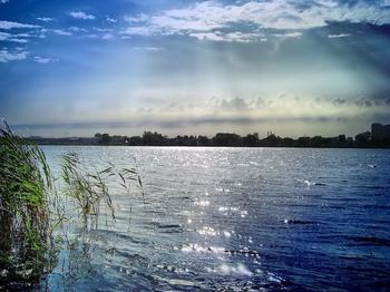 Самые таинственные озёра мира
