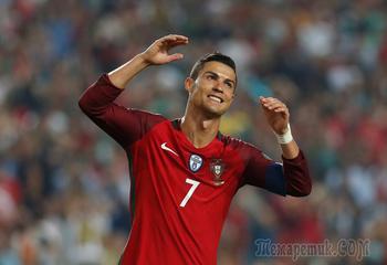 Остались должны: Роналду выбил деньги из испанцев