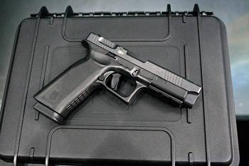 Очередной Glock killer - чешский пистолет vz. 15