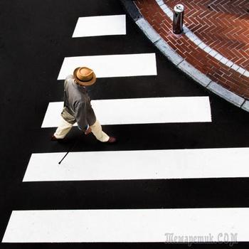 Токио – город ваби-саби. Фотограф Скандер Хлиф