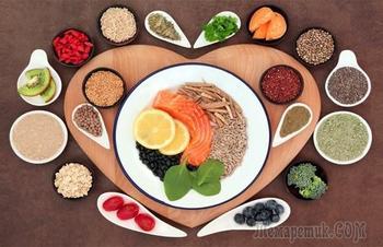 20 продуктов питания, которые сохраняют здоровье Вашего сердца
