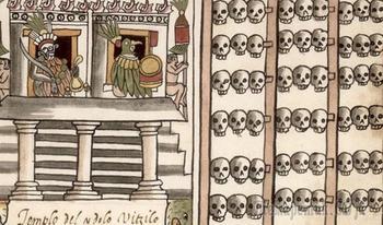24 факта об ацтеках, ставших последней из великих индейских цивилизаций