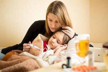Психосоматика детских болезней: виноваты не вирусы, а переживания ребенка