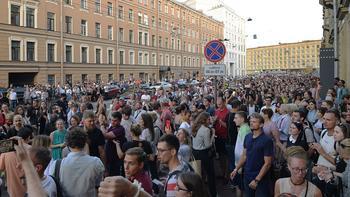 Гранаты, пули и ОМОН: как белорусы встретили выборы президента