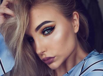 15 соблазнительных идей бирюзового макияжа для загадочных женщин