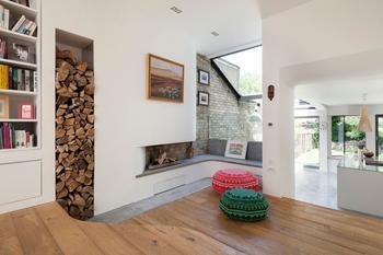 Реконструкция семейного дома в Англии